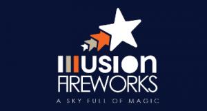 Illusion fireworks logo